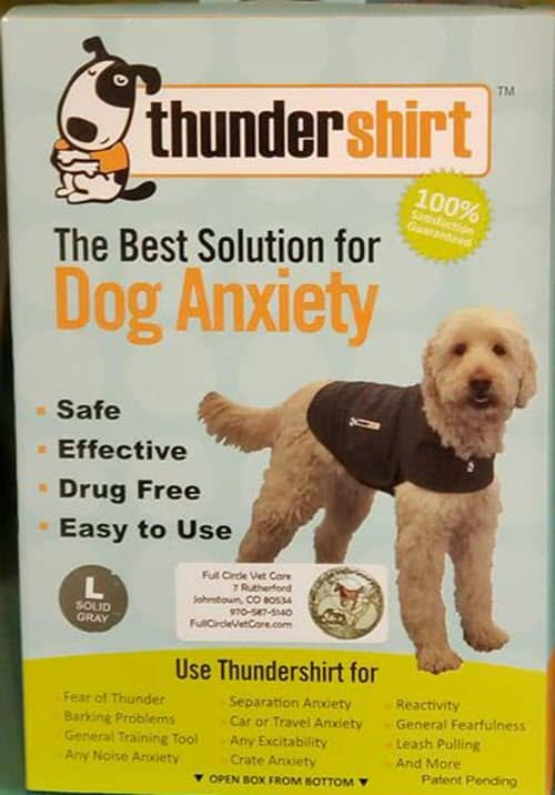 thundershirt by thunderworks
