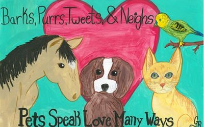 Barks, Purrs, Tweets and Neighs