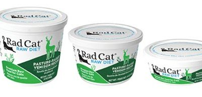 Recall: Radagast Pet Food – 3 Lots of Rad Cat Raw Food and…