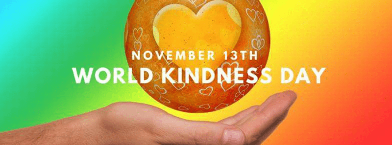 World Kindness Day 2018