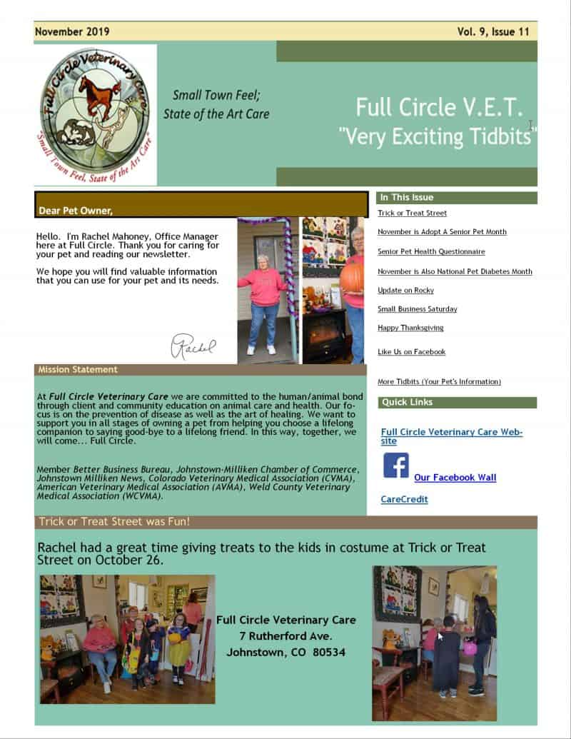 Full Circle Nov 2019 News Pg1