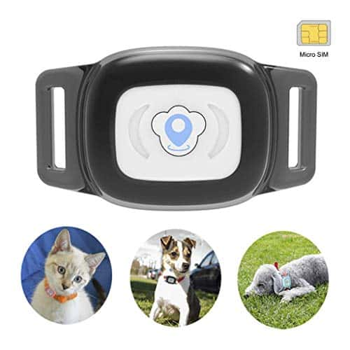 BARTUN Mini Pet Tracker