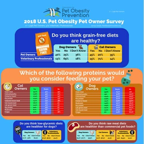 pet obesity 2018